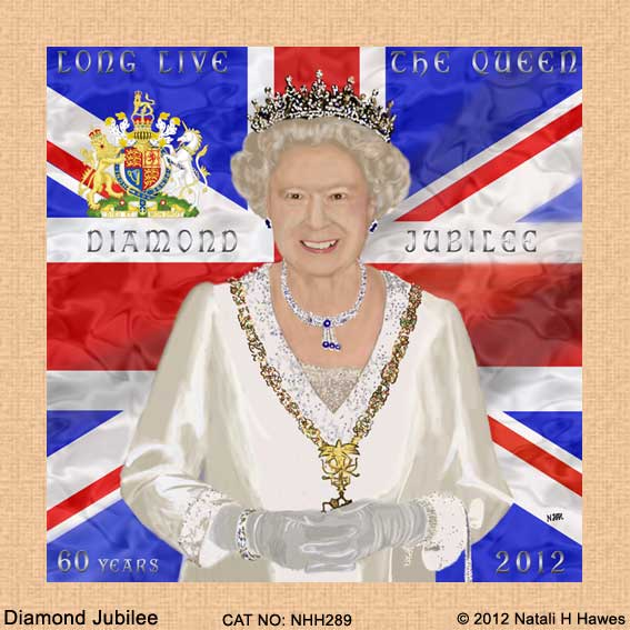 Her Majesty The Queen by N H H